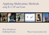 Applying Multivariate Methods using R, CAP and Ecom